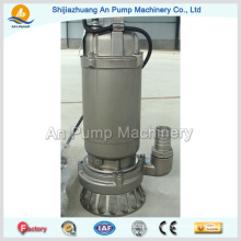 Stainless Steel Body Iron Impeller Submersible Sewage Pumpp