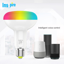 New Arrival 11w Smart Life Dimmable RGB Wifi Control Led Light Bulb