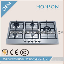 Best Pirce Industrial Gas Burner Cooktop Gas Hob