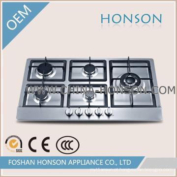 Fogão a gás novo fogão a gás de cozinha com melhor preço