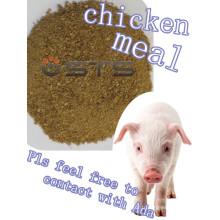 Poulet farine (protéine 65%) pour l'alimentation des animaux