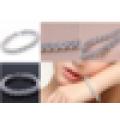 China Highest Quality Roman Zircon bracelet luxurious zircon bracelet new model slave bracelet
