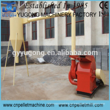 CE aprovado Yugong SG milho Stalk Hammer triturador de moinho, Biomassa martelo Mill Crusher
