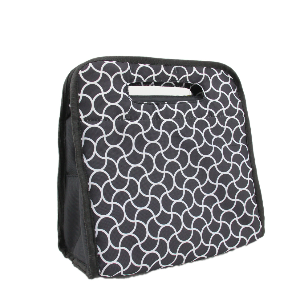 Lunch Bento Box Cooler Bag Tote Carrier