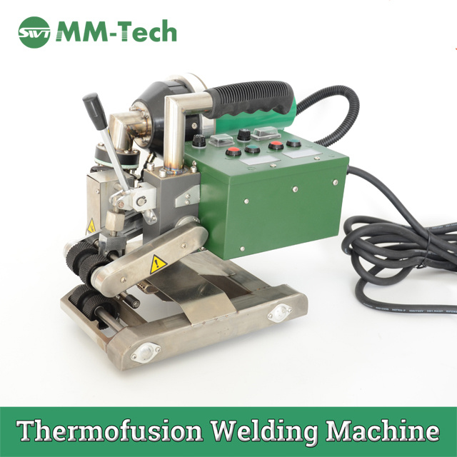 Hdpe Liner Welding Machine