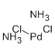 Diamminedichloropalladium CAS 13782-33-7