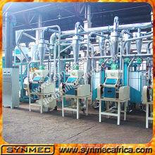 10t, 20t, 30t, 40t, 50t, 60t, 70t, 80t fábrica de harina de trigo / precio de fábrica de harina de trigo