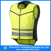 2016 Wholesale Reflective Safety Motorcycle High Visibility Vest