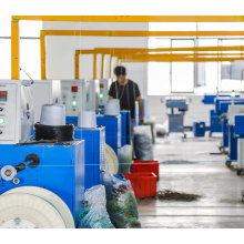 Plastic Cords Wires Cable Extruder Machine