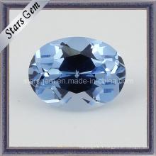 Fishion Stone Oval Shape 108 # Spinel