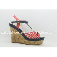 Chaussure à talons femme Lady Sandal avec design de charme