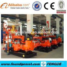 Best price ! High quality! 6 cylinder 400KW lpg gas generator price