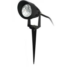 neues Design hohe wasserdichte IP67 führte Landschaftsbeleuchtung 7w 12v führte Landschaft Strahler Rasen Lampe mit TÜV CE-Zulassung