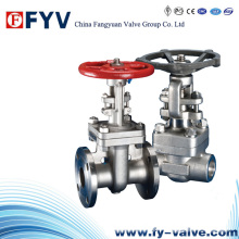 ASTM Manual Stainless Steel Gate Valves
