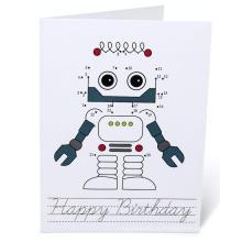Cartões feitos sob encomenda bonitos do feliz aniversario