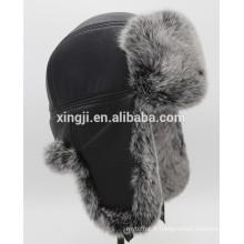 chapeau de fourrure de style russe