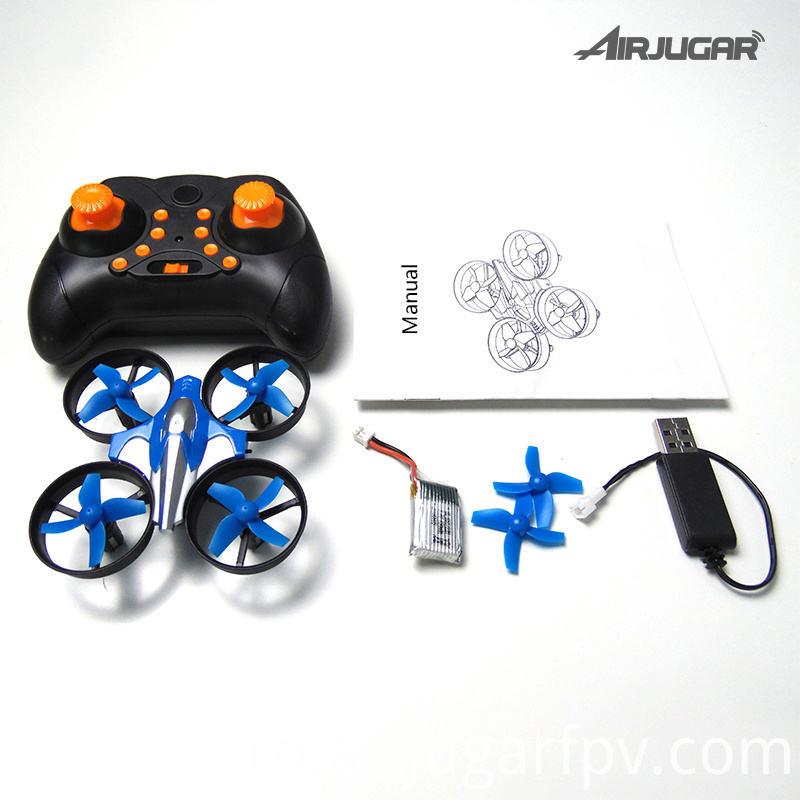 2.4GHz 6-Axis Mini RC Quadcopter Drone