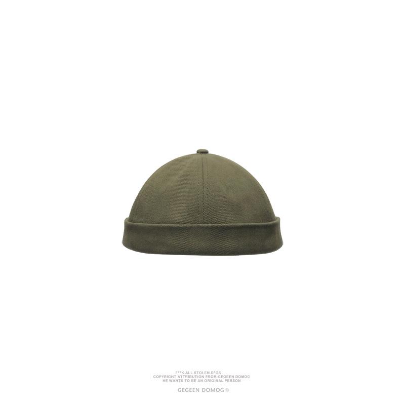Autumnwinter yuppie hat hooligan beanie hat (5)