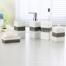 Distributeur de savon liquide à savon avec bande de silicone