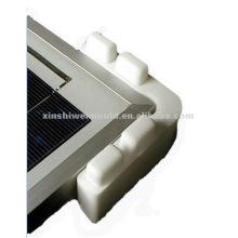 esquina de plástico para moldeo solar