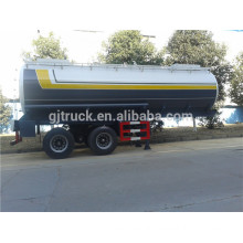2 axles Hydrochloric acid Transport Semi-trailer