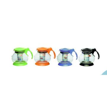 Coupe en verre clair pour la vaisselle de mariage à la maison Vaisselle Kb-Jh06207