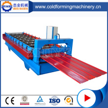 New Style PPGI Steel Sheet Corrugated Machine For Roofing