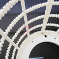 Produto de plástico personalizado usinagem cnc serviço de protótipo rápido