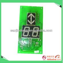 Orona Aufzugbodenanzeige TDS1000, Aufzugsplatine, LED-Platine