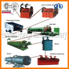 Copper Ore Beneficiation Line