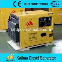 Los hogares del precio de fábrica utilizan con buena calidad y el CE ofreció el generador diesel generador de 5kw