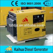Les maisons de prix d'usine utilisent avec la bonne qualité et CE ont offert le groupe électrogène du générateur diesel 5kw