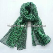 lenço de seda elegante do lenço da porcelana
