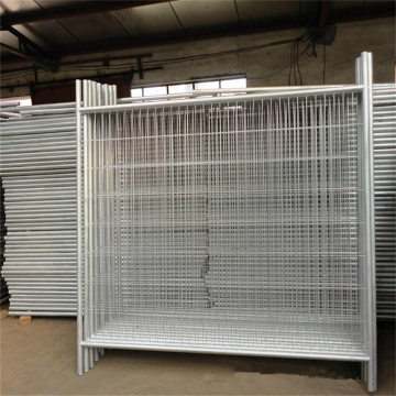 Hot Dipped Galvanized Welded Temporary Anggar