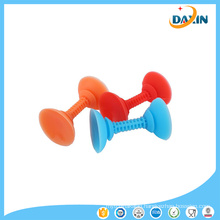 Candy Colored Phone Holder Mini Silicone Universal Creative Double Chuck Bracket Stent