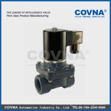 plastic 110v water solenoid valve