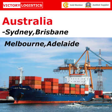 Freight Forwarder/Logistics Shipping From China to Sydney, Brisbane, Melbourne, Australia