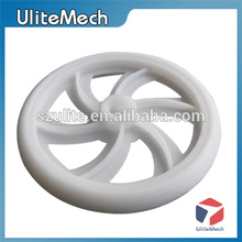 Enineering plastic part manufacturer NYLATRONGSM Nylatron Nylon parts
