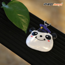 Adore Decorative Wear Cap Panda Panda Pendant