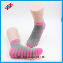 2016 primavera moda stripe padrão tornozelo meias, estilo fresco e barato para a venda por atacado