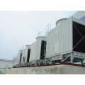 Large Scal FRP Square Open Cooling Tower