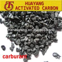 Ф. З. 90-95% кальцинированный антрацит уголь recarburizer для литья