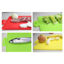 Green Orange Silicone Board for Cutting Chopping