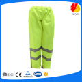 Hi visibility reflective tape work pants