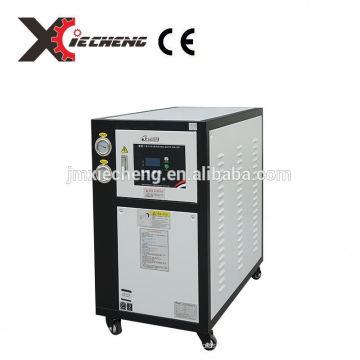 Machine de refroidissement de refroidisseur de réservoir d'eau d'industrie de réfrigération en plastique d'injection