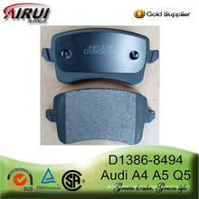 D1386-8494 High Quality Auto Brake Pad for A4/A5/Q5
