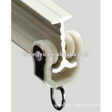decor curved curtain aluminum track heavy duty for construction