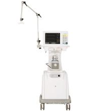 Factory Supply Portable Invasive Multi-Purpose Oxygen Medical Ventilator