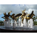Popular Design Horse Water Fountain (customized service is available)