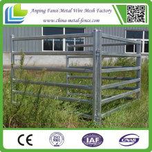 Panneaux de Corral galvanisés / Panneaux de bétail Directeur d'usine